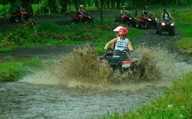 ATV adventure Tour in La Fortuna