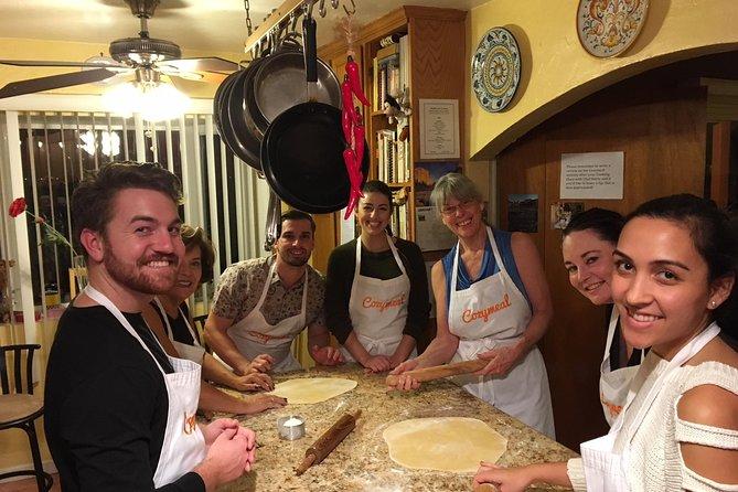 Cours de cuisine: Pâtes Fresca!