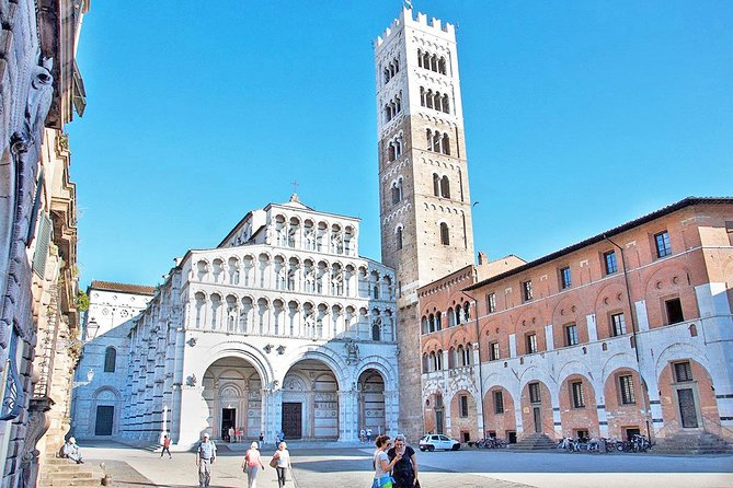 Pisa and Lucca Tour from Florence with the Leaning Tower Skip the Line access