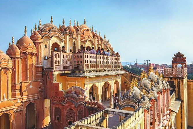 07 Days India Golden Triangle Tour With Udaipur