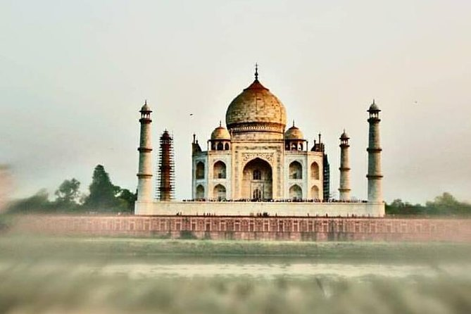 A splendid Day Trip of Tazmahal And Agra fort