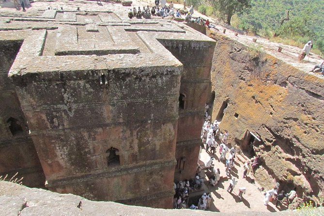 07 Day trip to the north historic route - Ethiopia