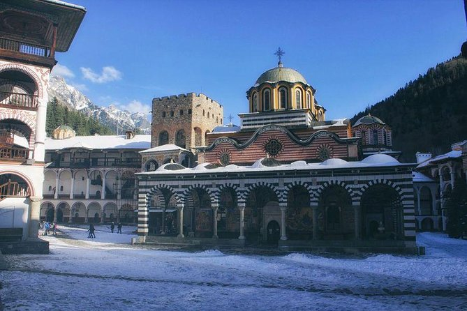 Rila monastery Private Day Tour From Sofia