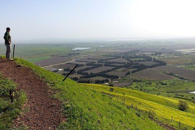 Golan Heights Day Trip from Jerusalem or Tel Aviv