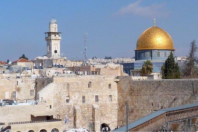 Day Tour of Jerusalem and Bethlehem from Jerusalem