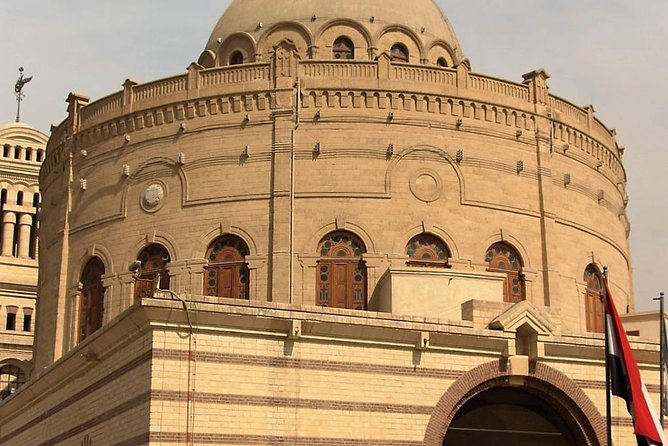 Full day Egyptian Museum , Cairo Citadel and Coptic Cairo with old churches