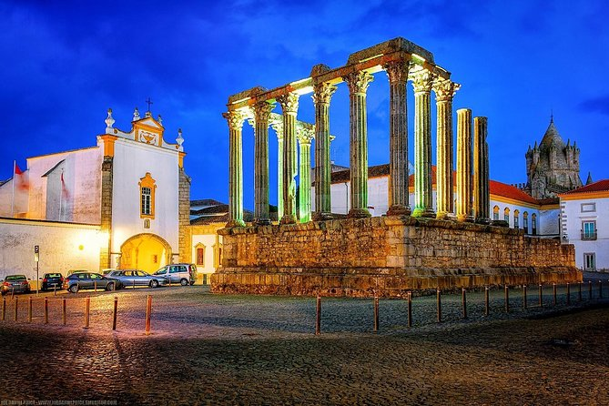 From Lisbon: Evora Private Tour Full Day