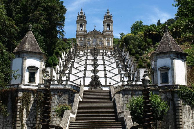 From Porto: Braga and Guimarães Private Tour Full Day