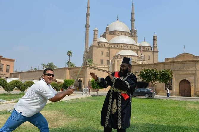 Islamic old mosque and Coptic churches day tour