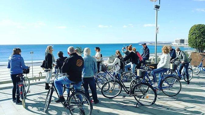 Alicante Highlights bike tour