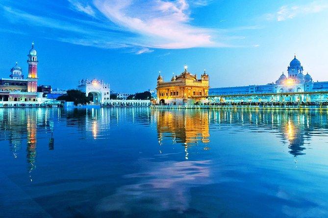 Delhi Lutyens & Amritsar Golden Temple Tours