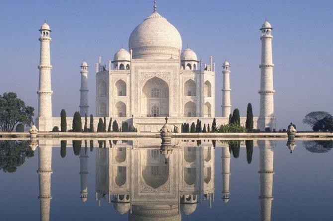 Taj Mahal & Street Tour at Agra