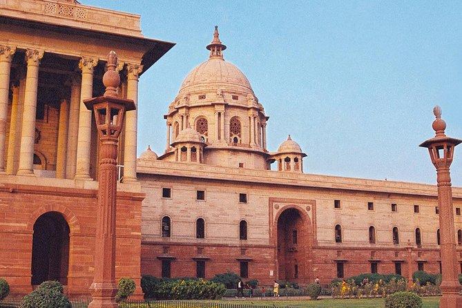 Private Half Day Delhi Tours