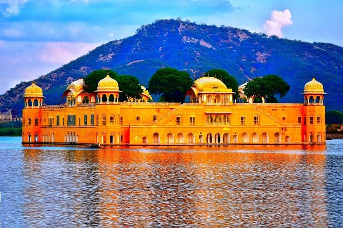 Private Tour of Jaipur Pink City Royale Landmarks