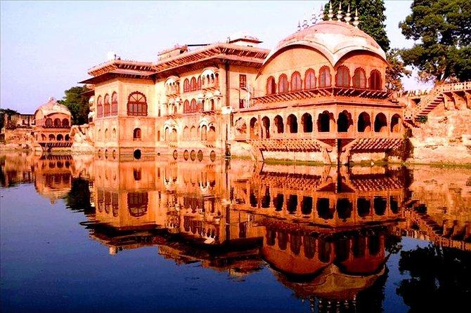 Taj Mahal and Bird Sanctuary Tour