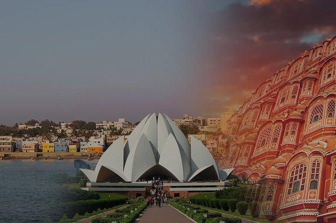 Golden Triangle 7-Night Tour from Delhi with Agra, Jaipur, Ganga, Haridwar Tours