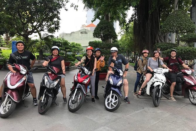 Saigon Street food by Scooters (Join tour)