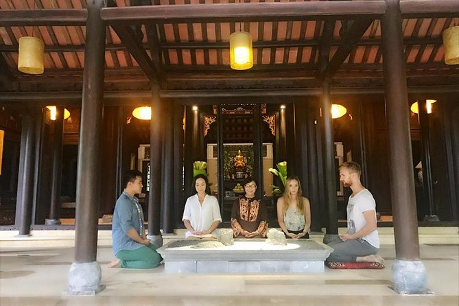 Cultural & Food experience at The Zen House in Hue