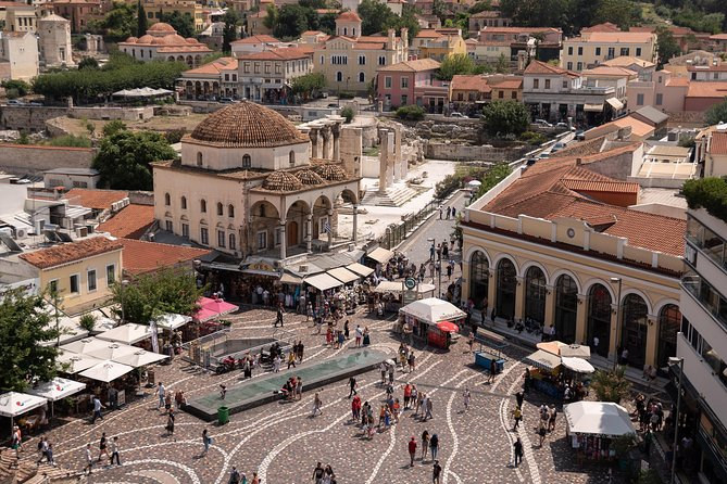 A Segway ride through Athens. Historical & Contemporary Semi-private Athens Tour