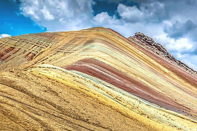 Private Palccoyo Rainbow Mountain tour