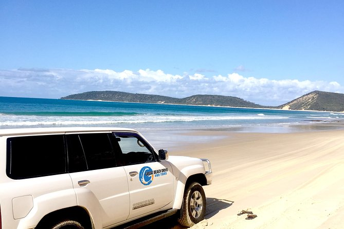 Great Beach Drive 4WD Tour - Private Charter from Noosa to Rainbow Beach