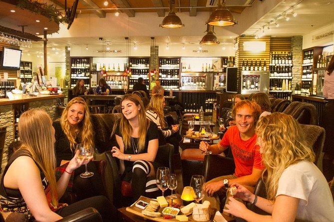 Degustación de vinos y quesos en Queenstown