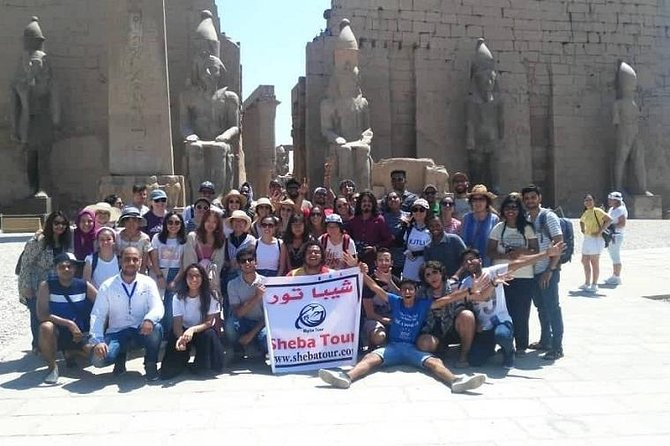 6 Day Trip from Cairo to Luxor and Aswan and Temple Visits