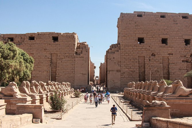 temples of the west bank & Karnak