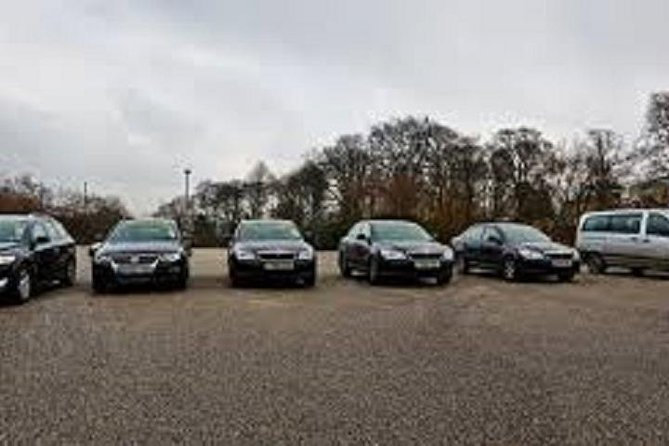 Rotterdam Airport Private Arrival Transfer