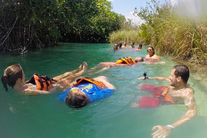 Sian Ka-an daily adventure tour