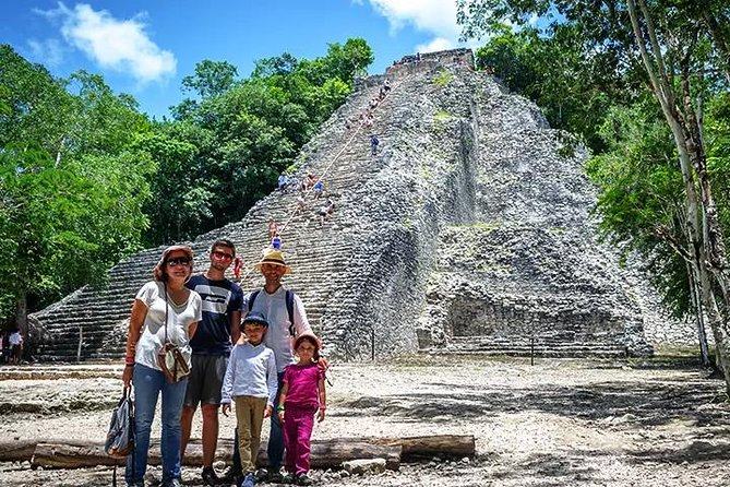 Express Private Coba Tour from Cozumel
