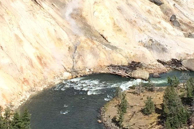 Grand Canyon of Yellowstone Half Day Tour