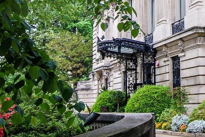 Vandringstur på ambassadraden i Washington DC