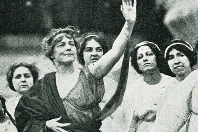 Women Who Changed America Walking Tour