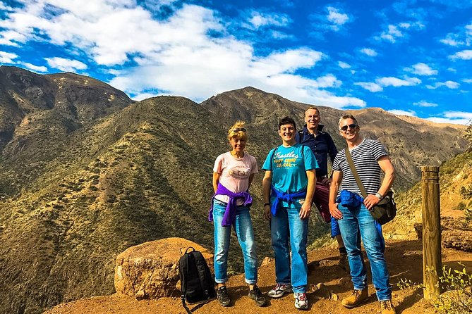 Andes Hike 12k - Private