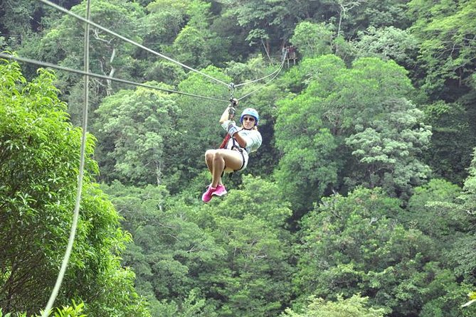 Borinquen Combo Horseback Riding and Canopy Tour