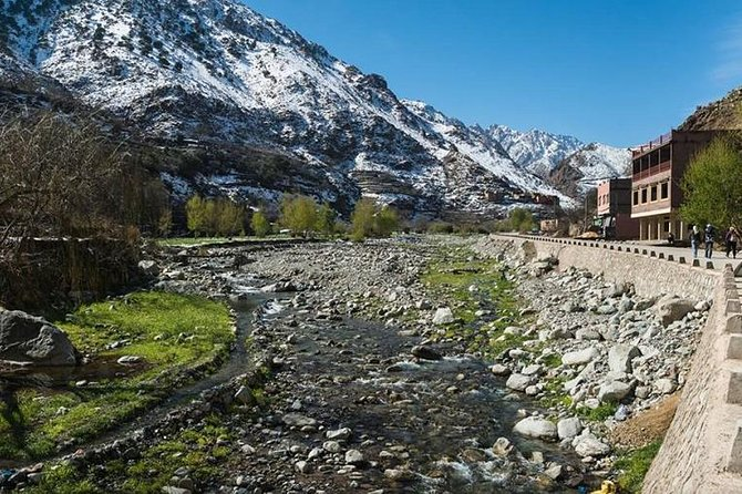 Day Trip From Marrakech To Ourika Valley ( Atlas Mountains)