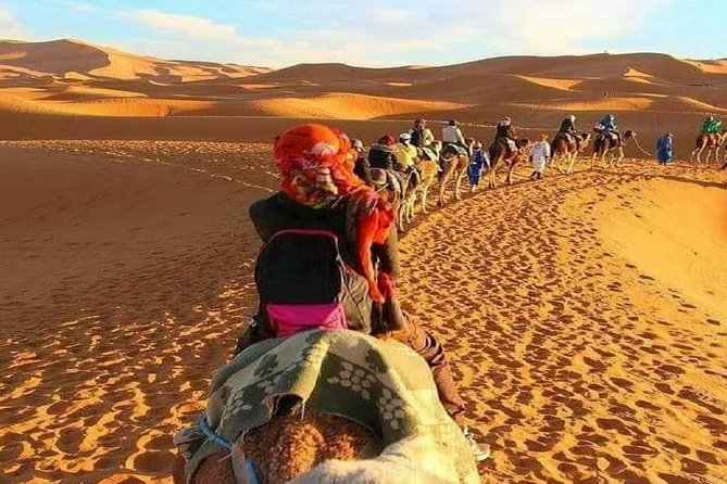 Private Desert Tour To Draa Valley And Zagora From Marrakech
