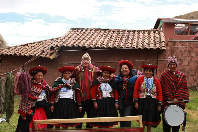 Meet Quechua people, food & traditions