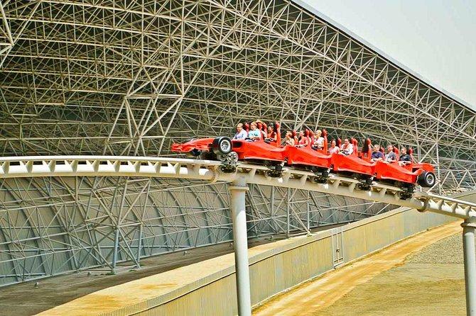 Abu Dhabi City Tour with Ferrari World From Dubai