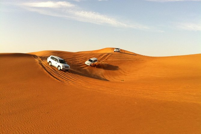 Morning Desert Safari Dubai with extreme Dune Bashing
