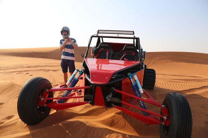 Dune Buggy Safari Evening & Morning From Dubai
