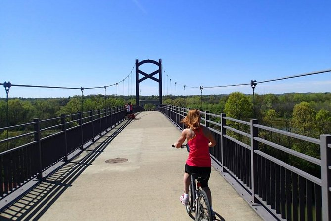 Bicycle Rental on Nashville's Greenway System