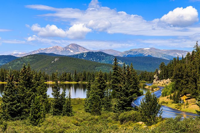 Private Scenic Mount Evans Tour from Denver