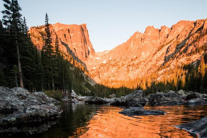 Private Rocky Mountain National Park from Denver and Boulder