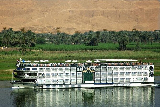 6 Days Cairo & Nile Cruise Package