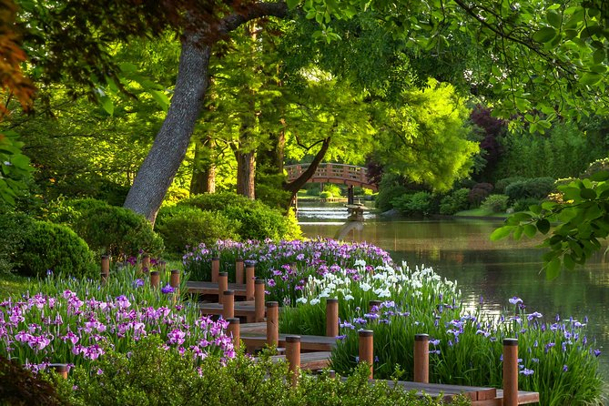 Missouri Botanical Garden Admission Ticket 2019 , St Louis