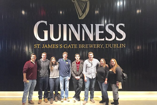 Tur i Dublin med prioritert adgang, Guinness og Jameson Irish Whiskey