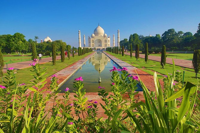 Private Agra Taj Mahal Tour From Delhi
