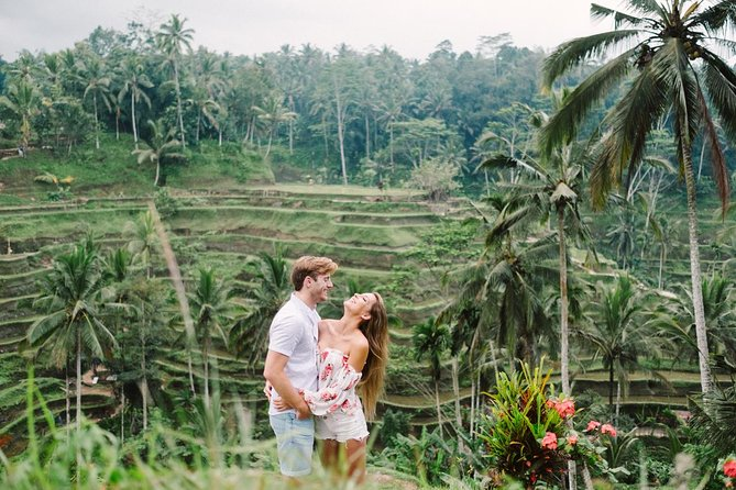 Half Day UBUD Tour: Monkey Forest, Rice Terrace, Coffee Plantation & Swing
